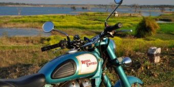royal enfield rural central india