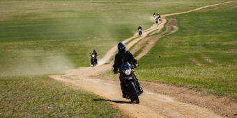 bike itinerary mongolia