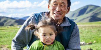 mongolia local nomads