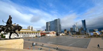 ulan bator city mongolia