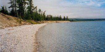 beach sea nature mongolia