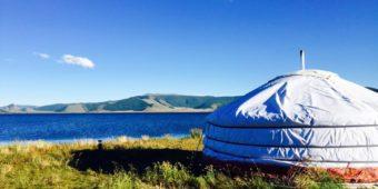 traditional tent mongolia