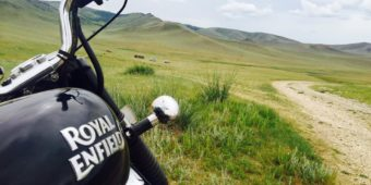 royal enfield motorcycle mongolia
