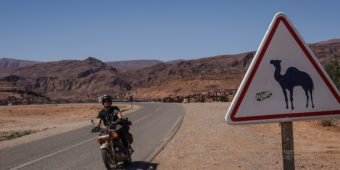 royal enfield tour morocco