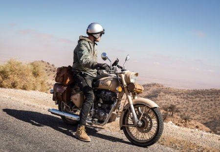 "A <a href=""https://www.vintagerides.travel/motorcycle-tour/africa-morocco"">motorcycle tour in Morocco</a> with us means one thing: we'll take you far from the beaten tourist tracks to discover the country in a different way. By exploring the very heart of the country, you'll get a real feel for the essence of Morocco. We're sure that our trips to this part of the world will guarantee unforgettable memories, especially when you meet some Berbers on your way."