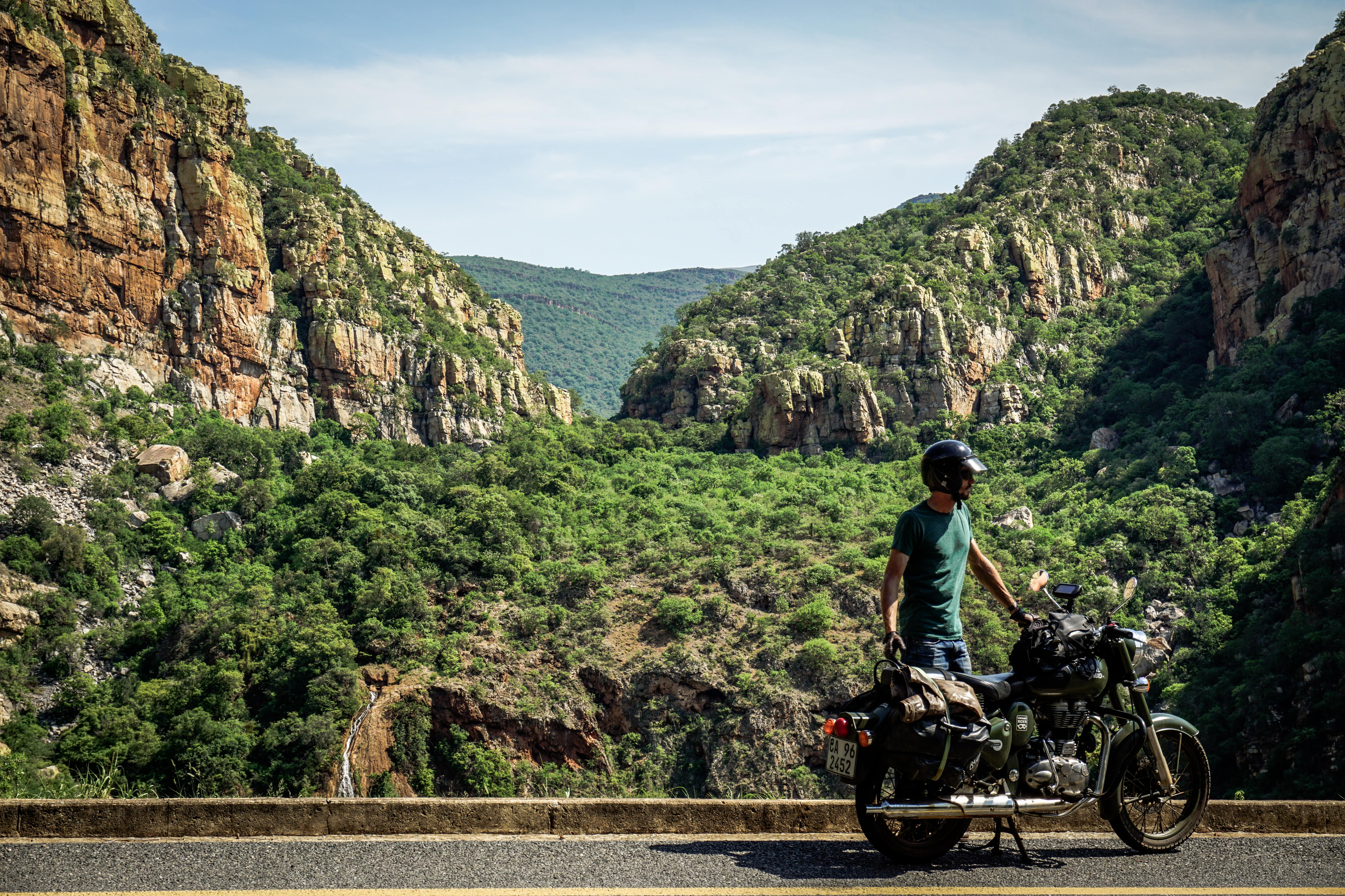motorcycle tour south africa