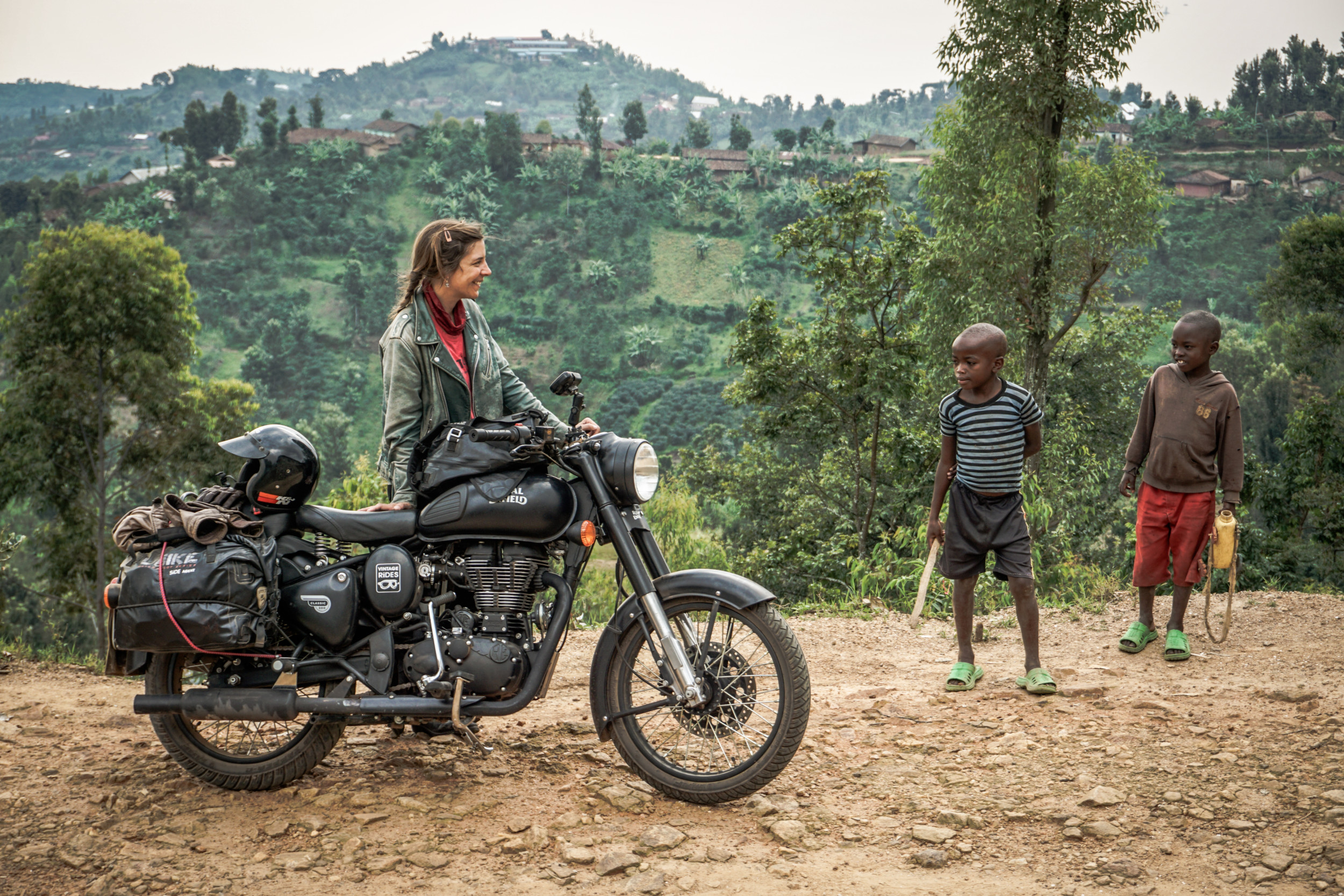 royal enfield tour africa