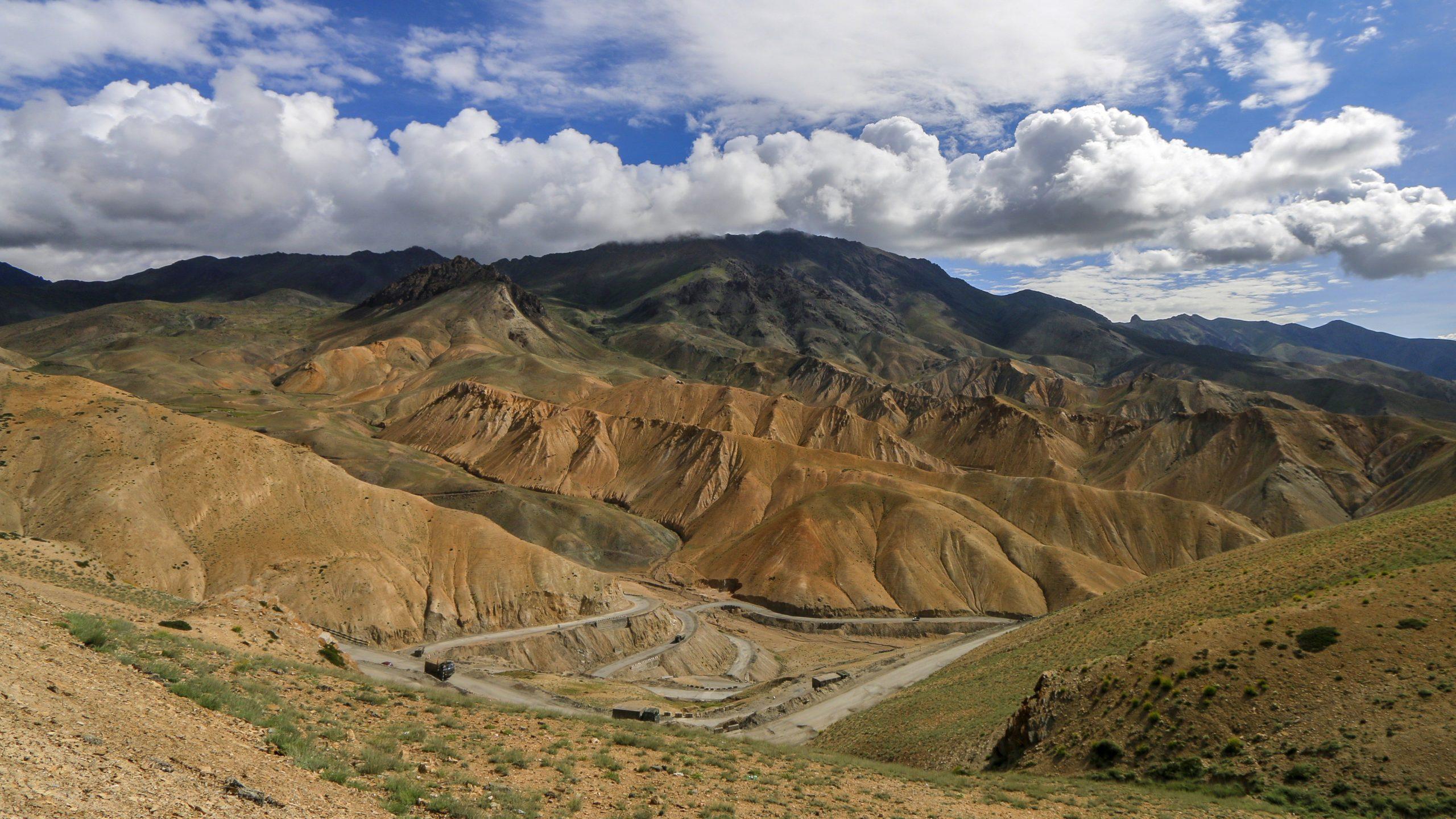 Motorcycle tour India Himalaya