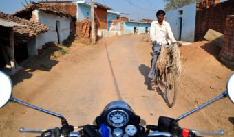 Madhya Pradesh by motorcycle - Riding into the heart of India