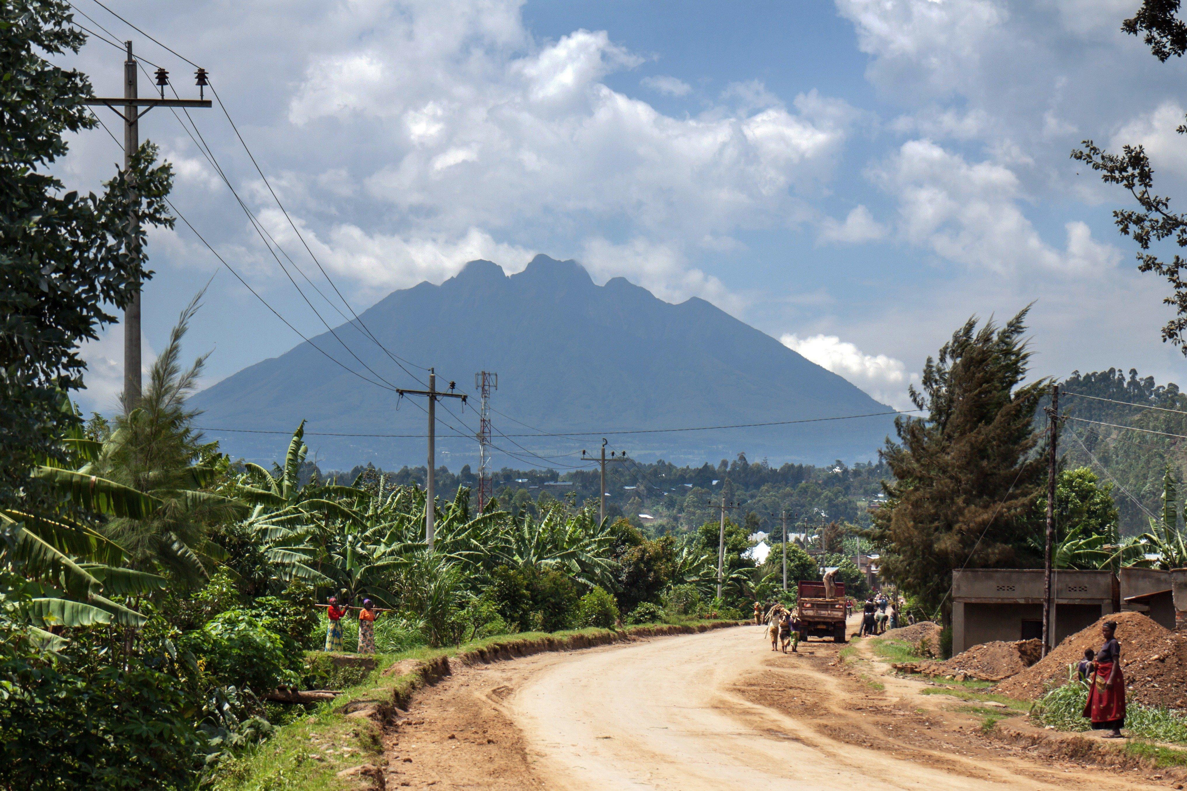 Motorcycle tour Rwanda
