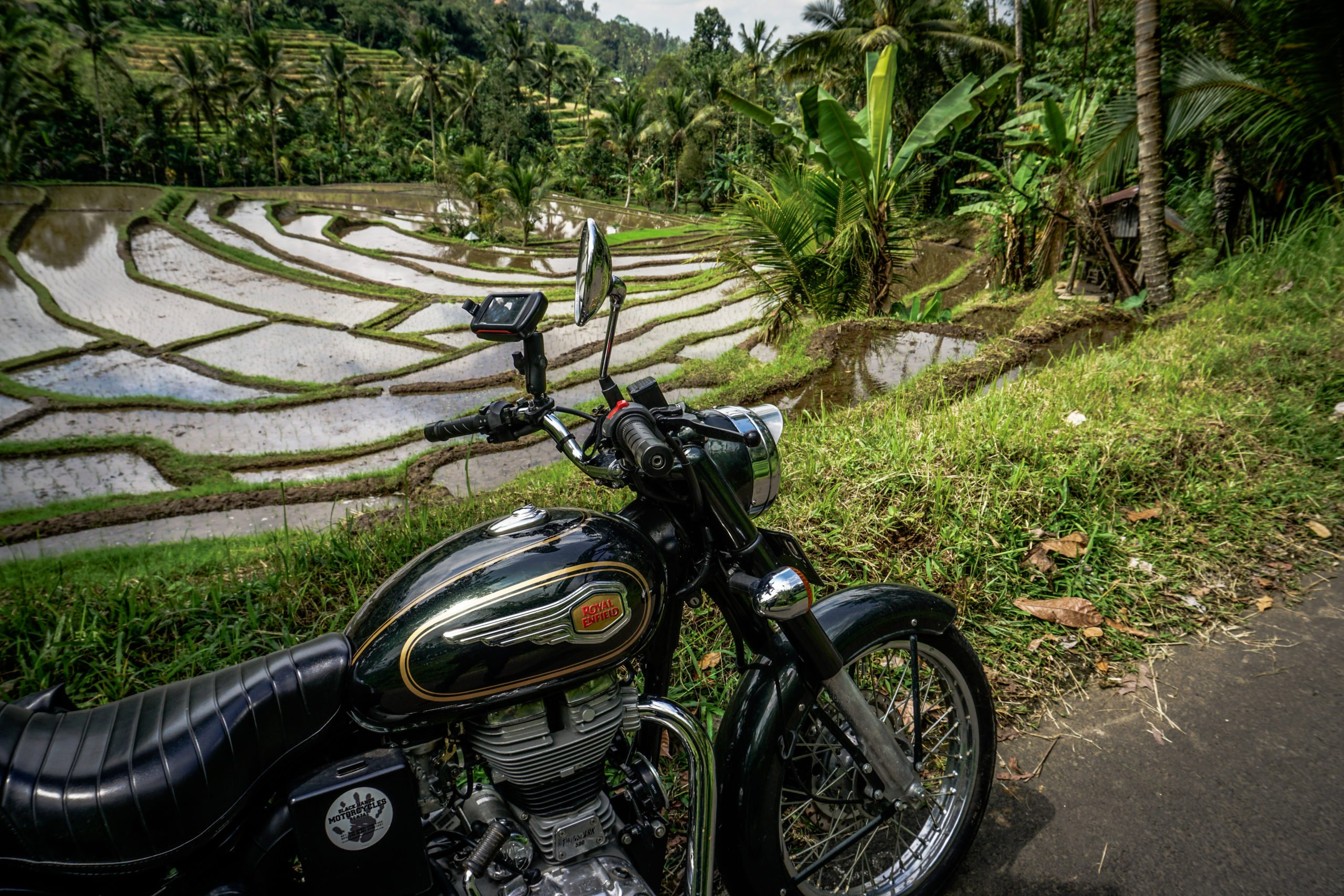 Motorcycle tour Indonesia