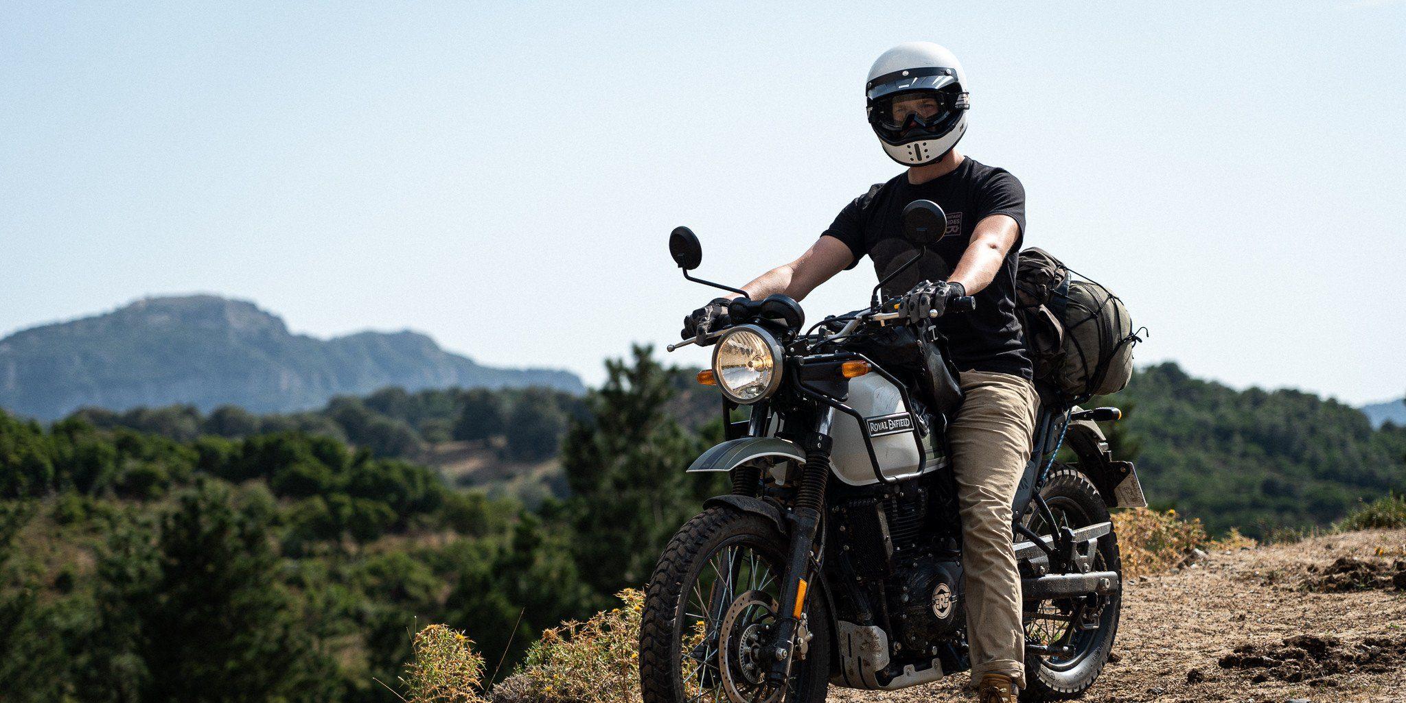 Motorcycle tour Sardinia