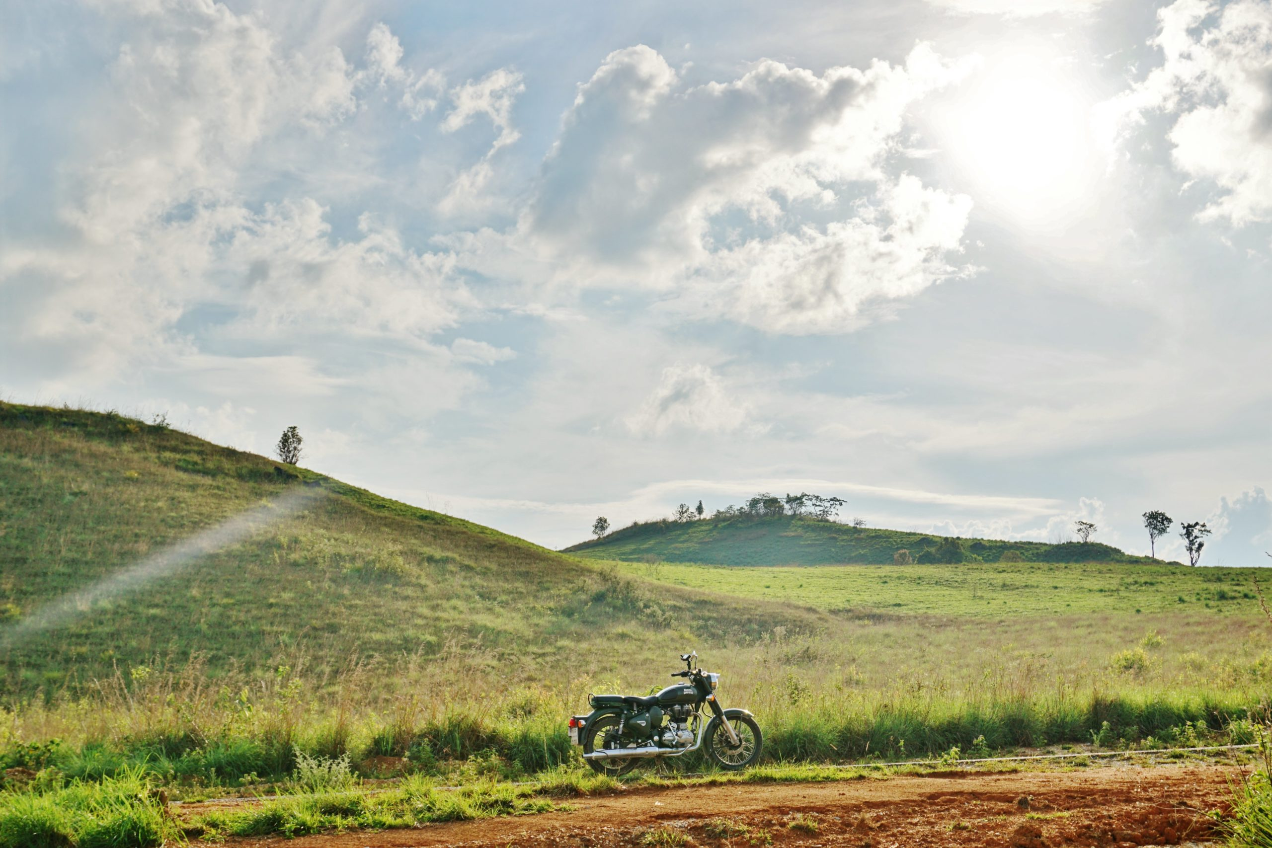 Motorcycle tour Thailand & Laos