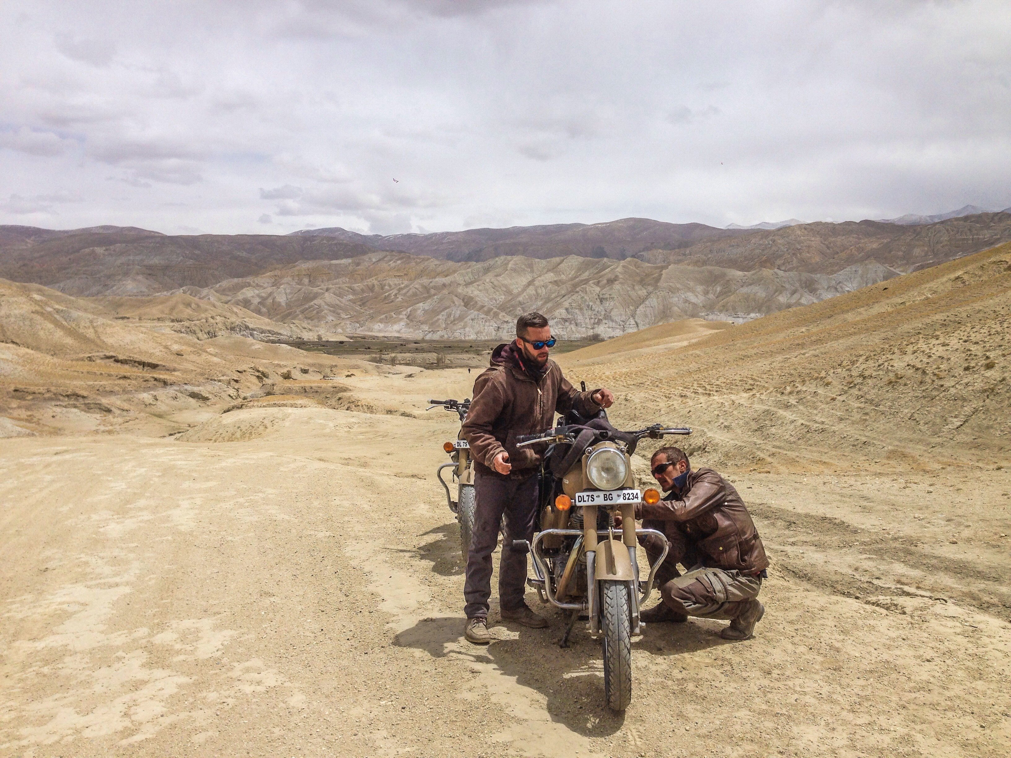 motorcycle tours nepal royal enfield road trip in nepal. Black Bedroom Furniture Sets. Home Design Ideas