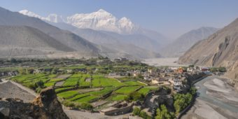 mustang landscapes nepal
