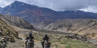 motorcycle holidays nepal