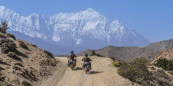 Motorcycle tour - Upper Mustang: Adventure in the Forbidden Kingdom