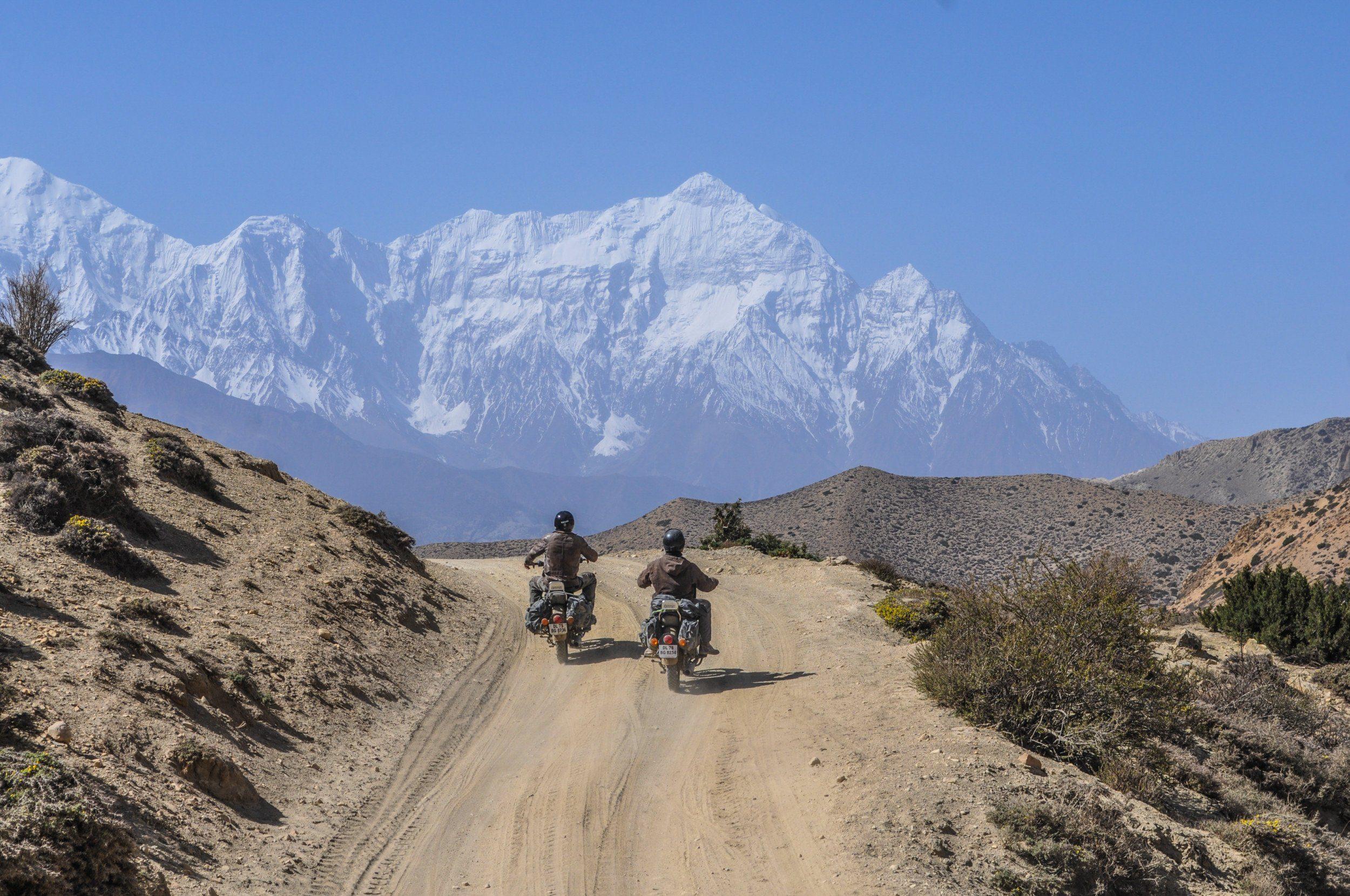 Motorcycle road trip Nepal & Bhutan - Upper Mustang: Adventure in the Forbidden Kingdom