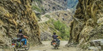 motorcycle road trip nepal