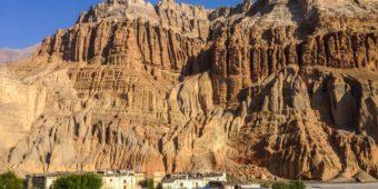 canyon mustang nepal