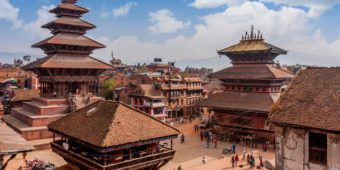 temples patan city