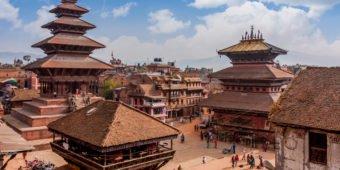 temples kathmandu nepal