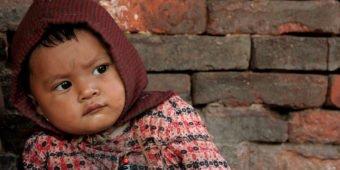child mustang nepal