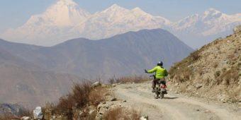 motorcycle adventure nepal