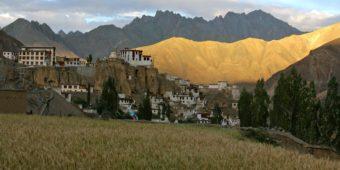 tibetan monastery india