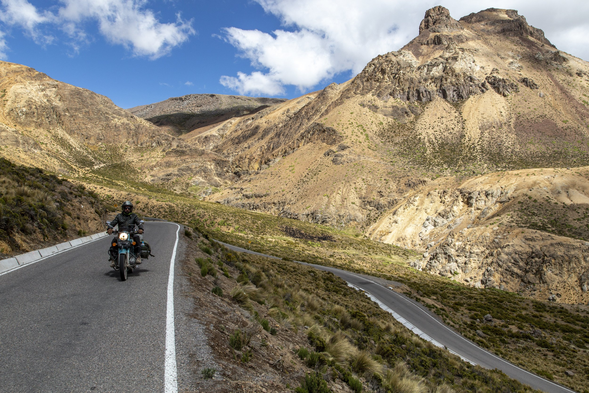 Motorcycle road trip Peru - Inca Treasures in the High Andes