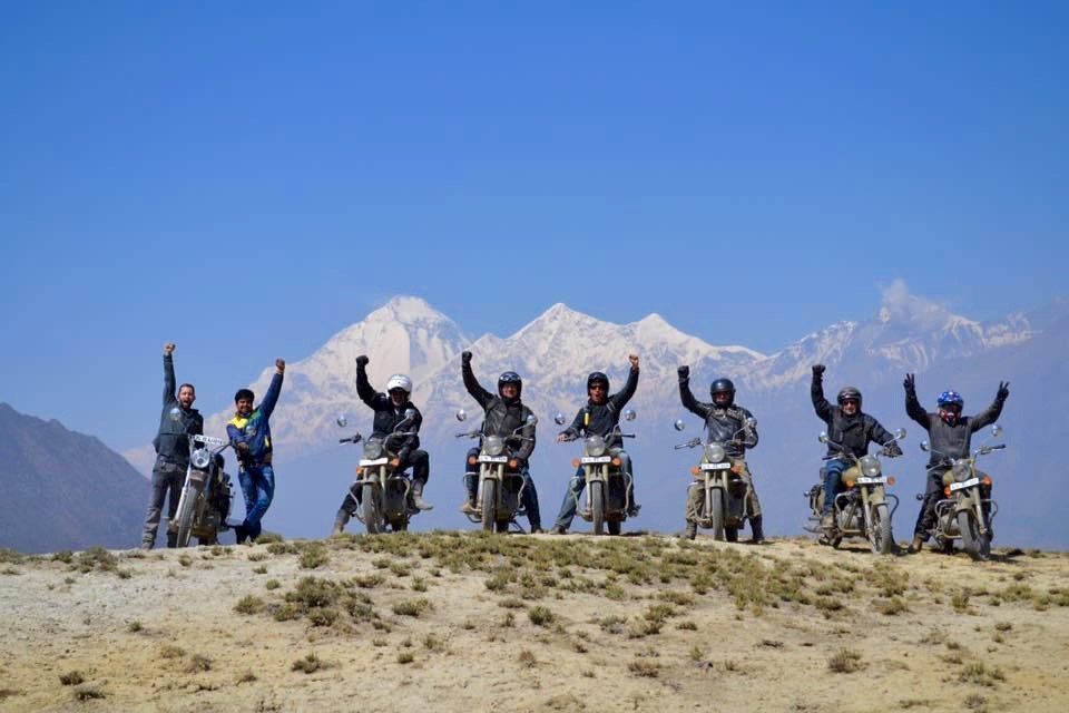group riders for adventure