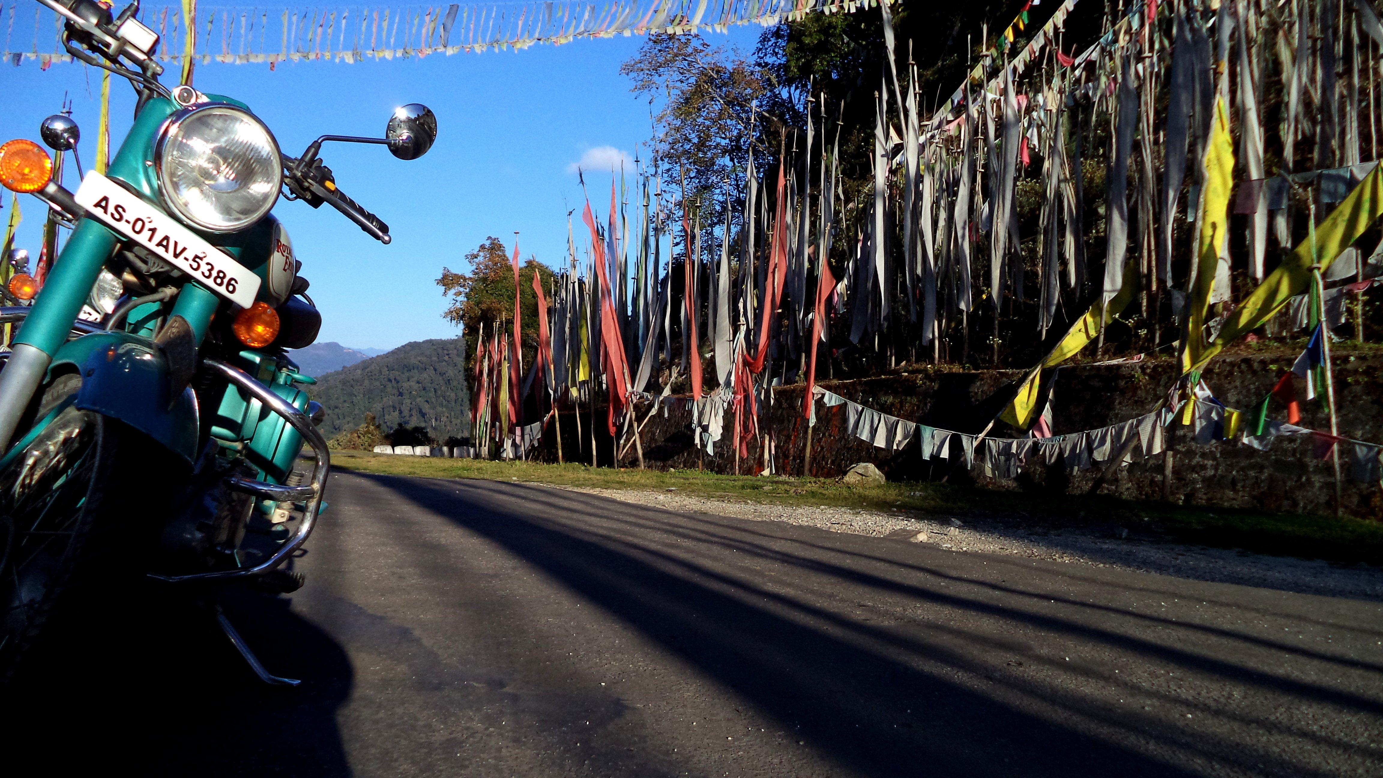 Motorcycle road trip Nepal & Bhutan - The Dragon Kingdom