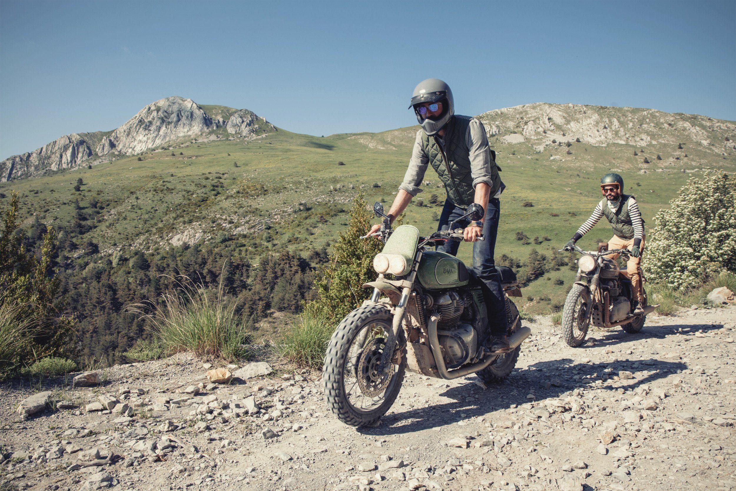 Motorcycle road trip Baak Aventures - La Strada Alpina – Across Italy's Alpine Tracks