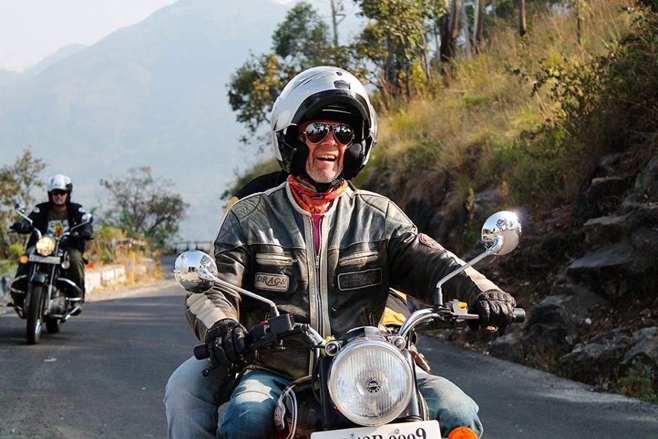 Motorcycle road trip India / Southern India - Goa Rider Mania Tour