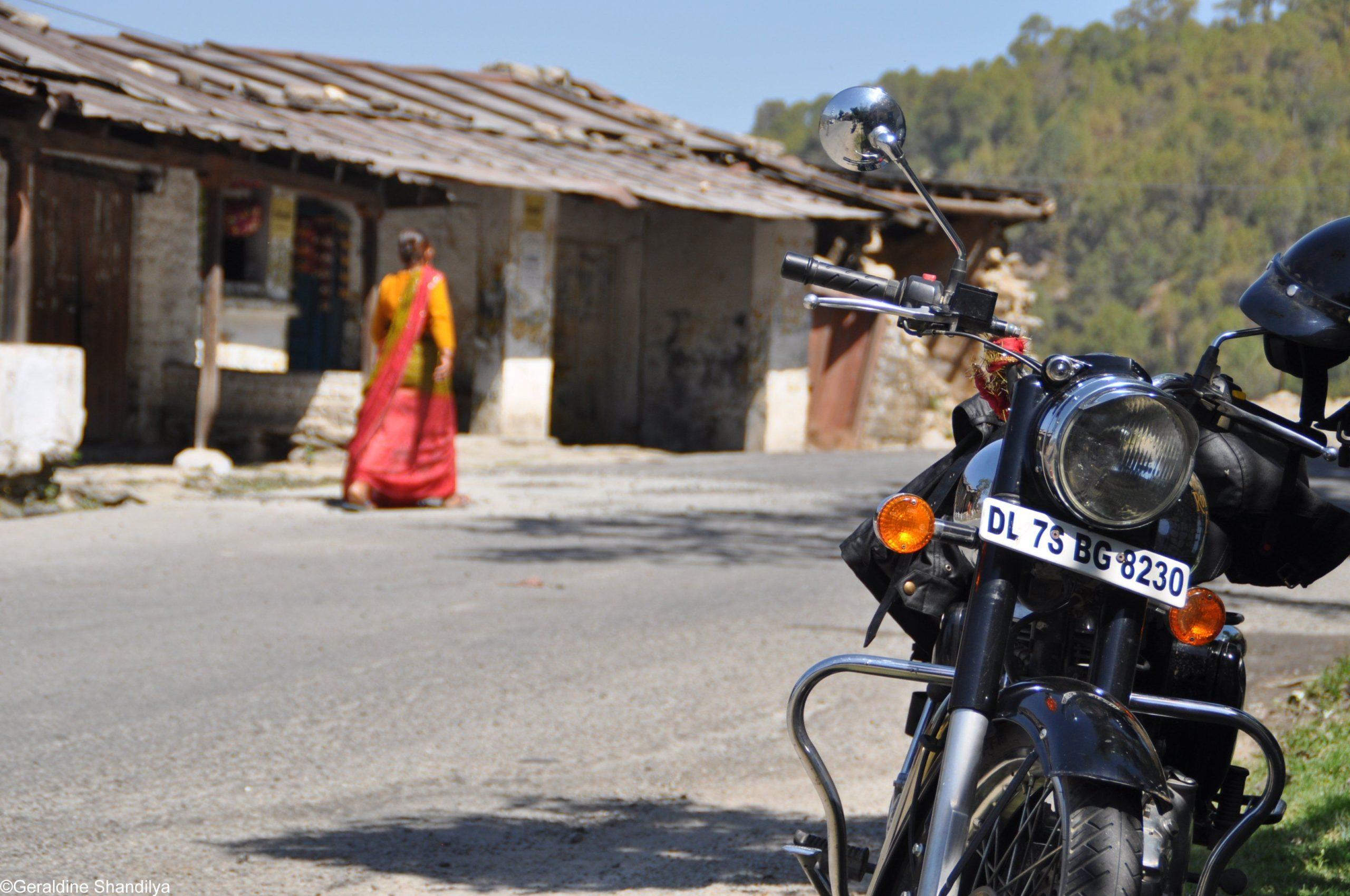Motorcycle road trip India / Himalaya - Between Sacred Mountains and Rivers