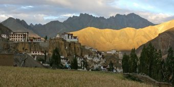 india himalaya monastery lamayuru