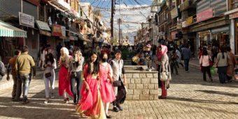india himalaya leh ladakh capital