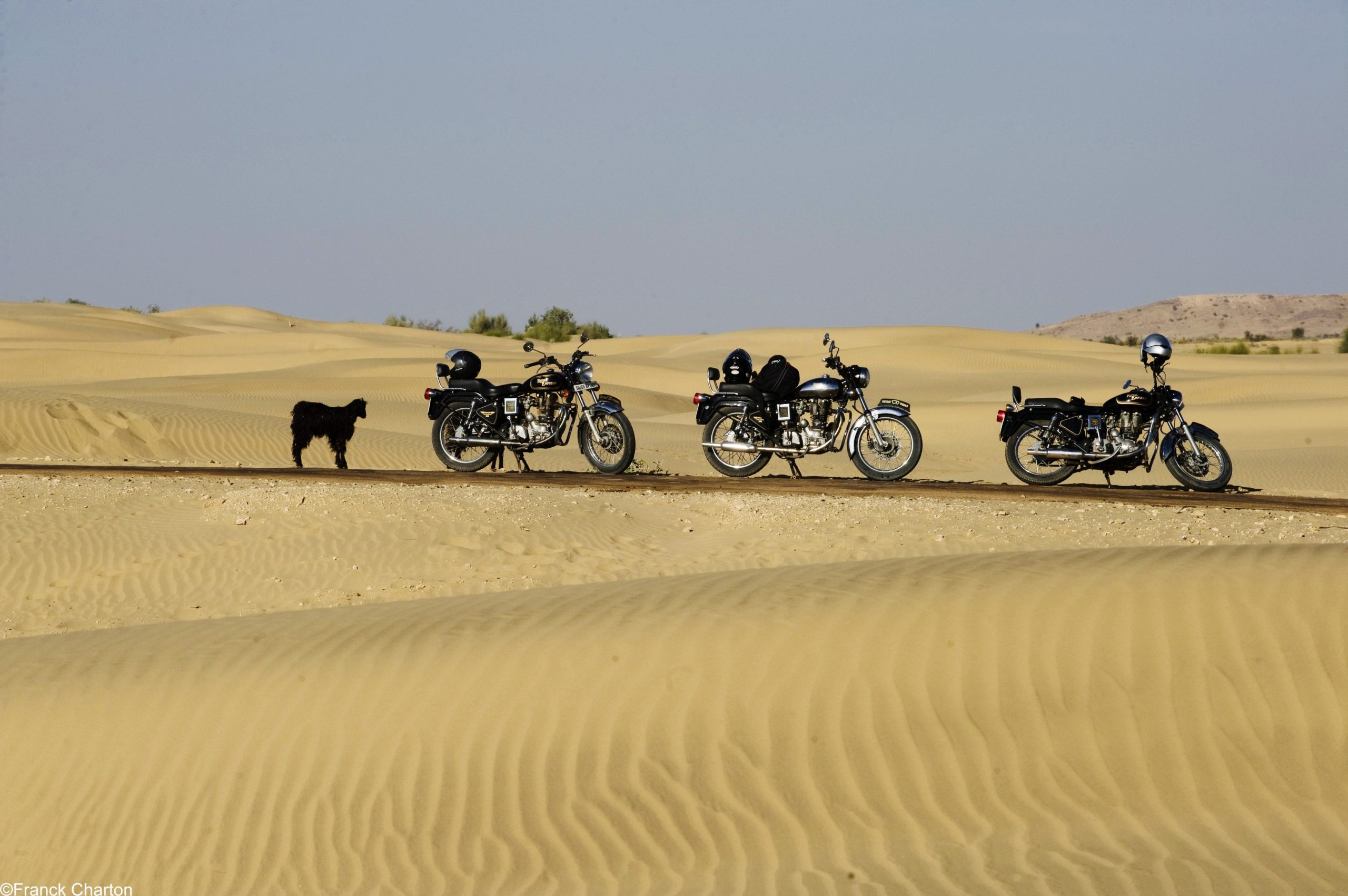 Motorcycle road trip India / North India - Rajasthan Essentials