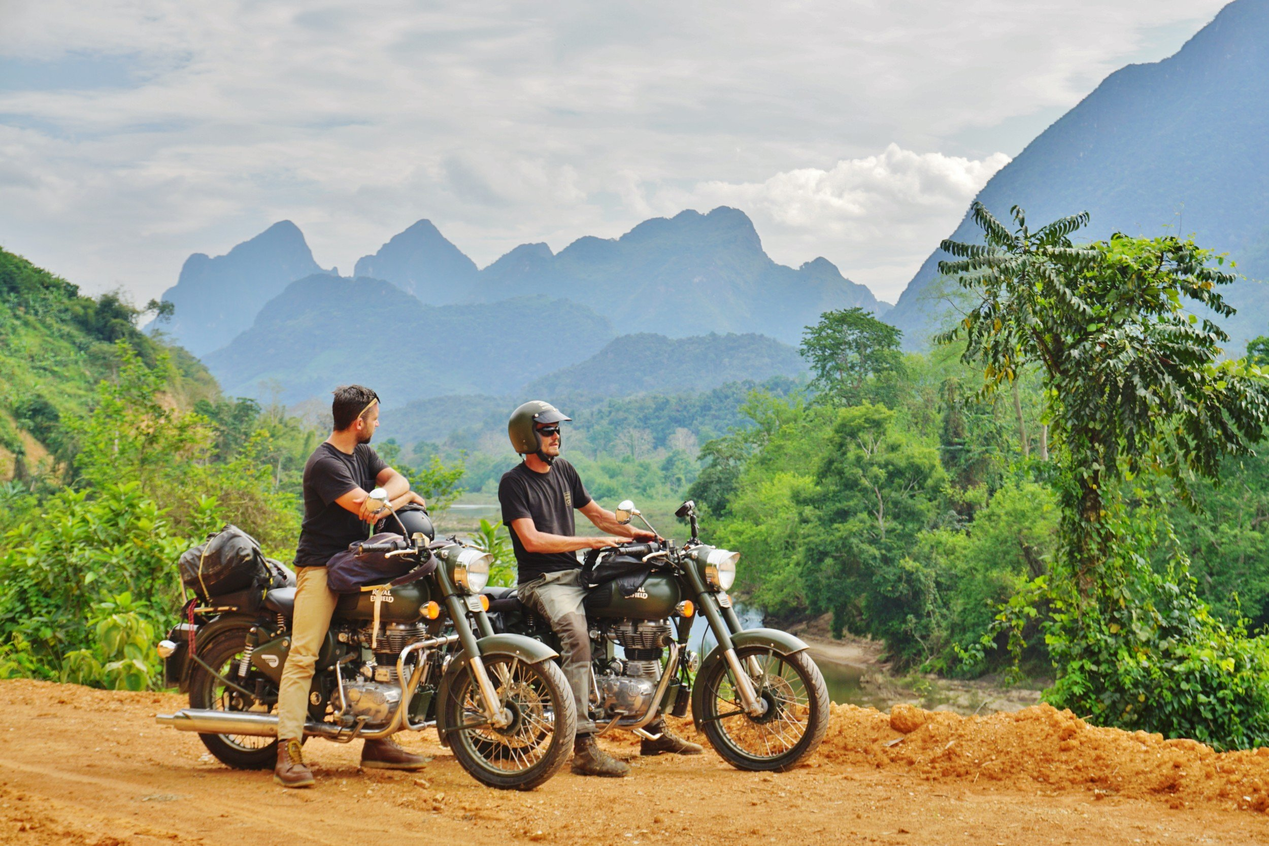Motorcycle road trip Thailand & Laos - Beyond the Mekong
