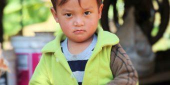 child thai