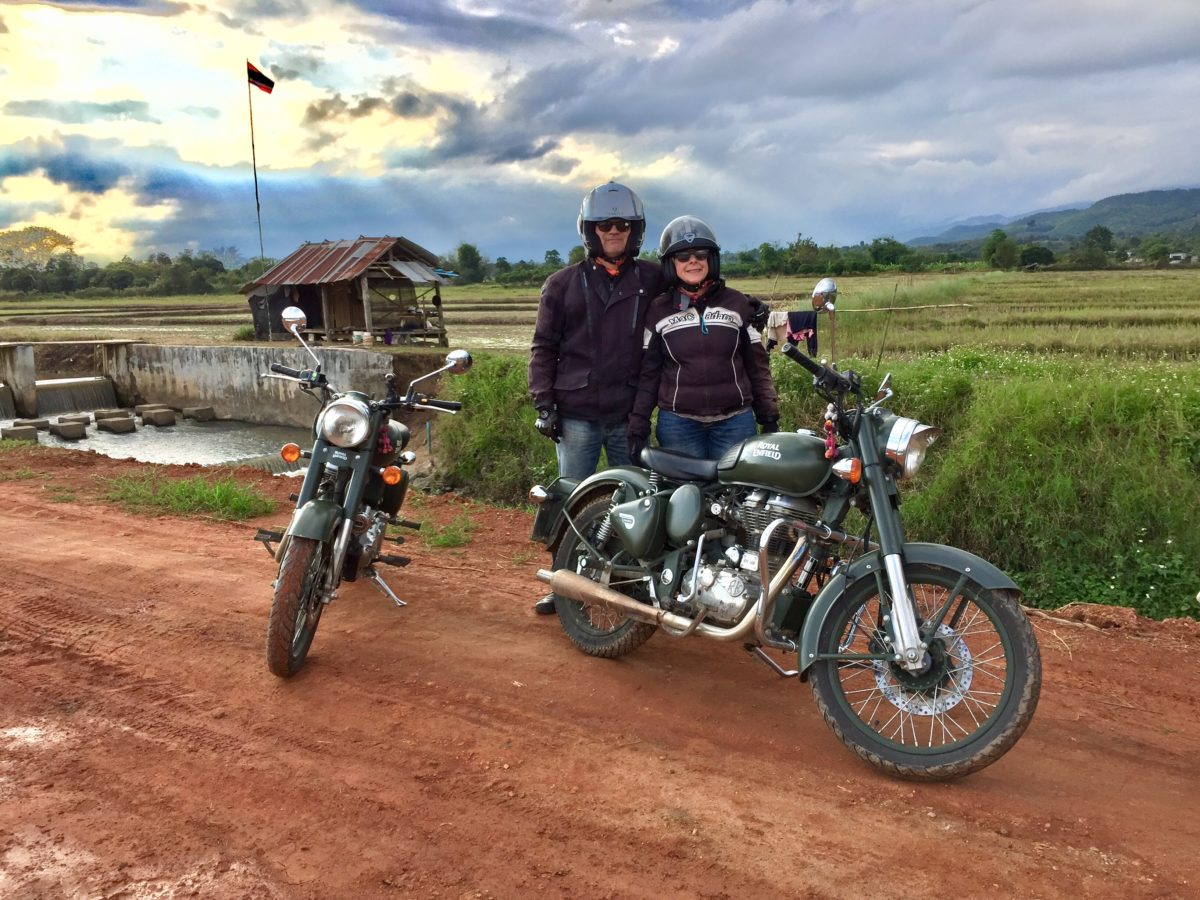 thailand motorcycle tours vintage rides. Black Bedroom Furniture Sets. Home Design Ideas