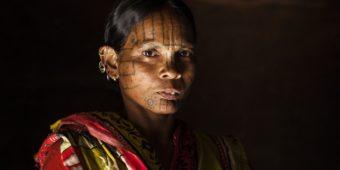 kutia tribe girl india