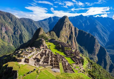 <h2>Machu Picchu, the symbol of Peru across the world</h2>