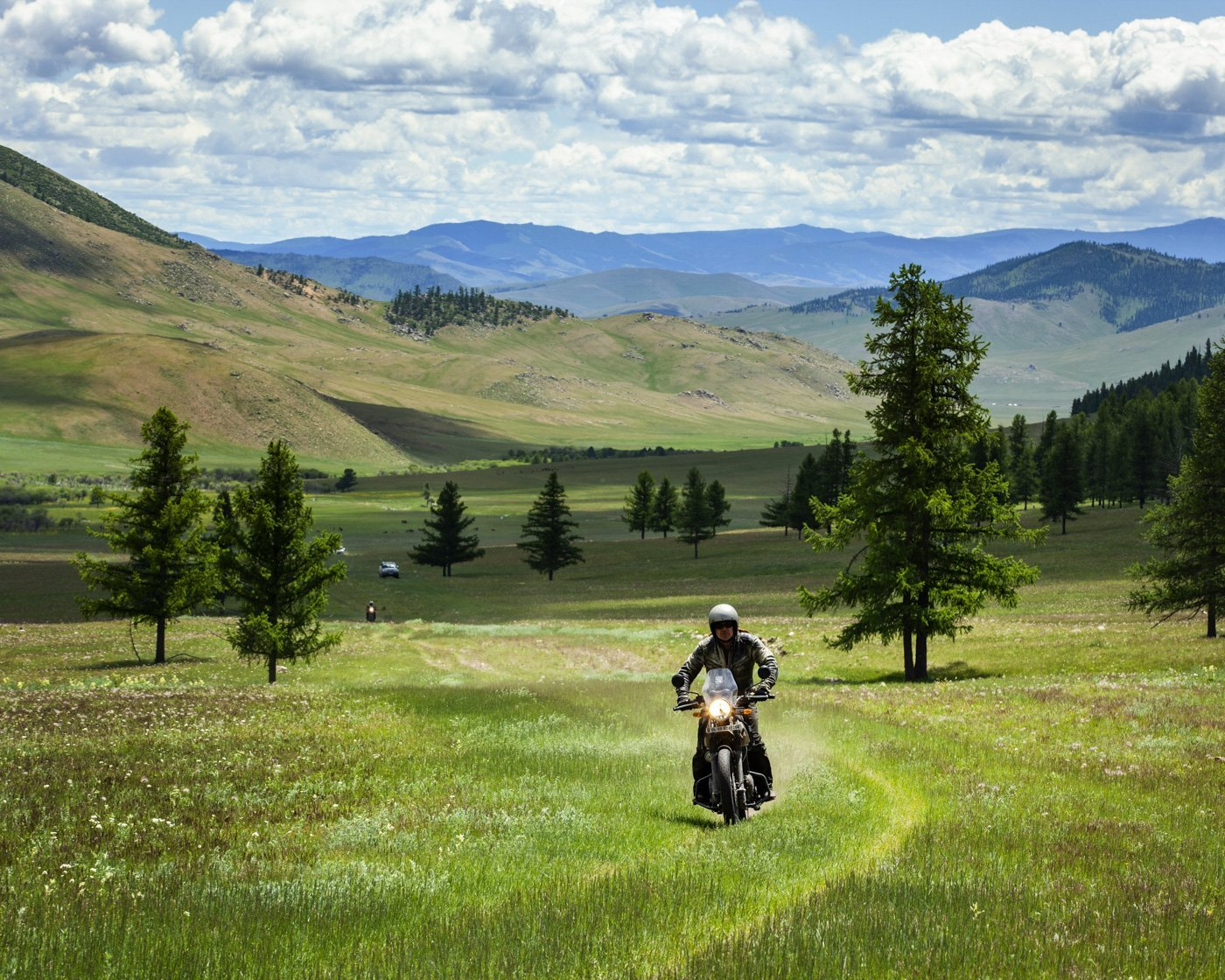 Motorcycle road trip Mongolia - The Wild Spirit of the Steppe