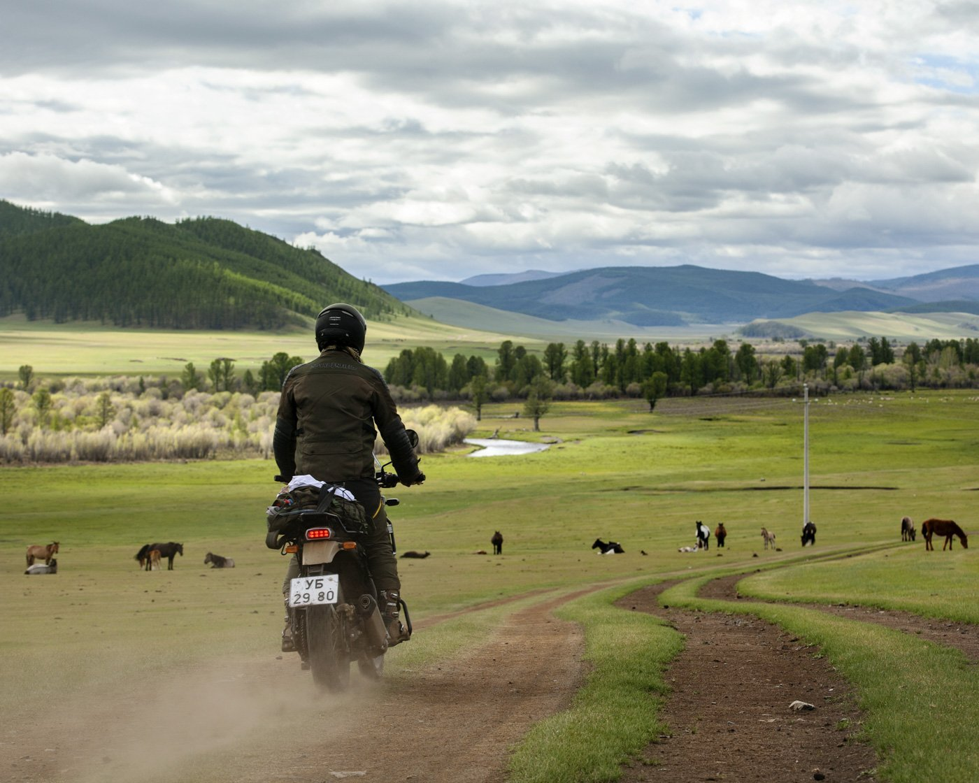 Motorcycle road trip Mongolia - On the Trail of Genghis Khan