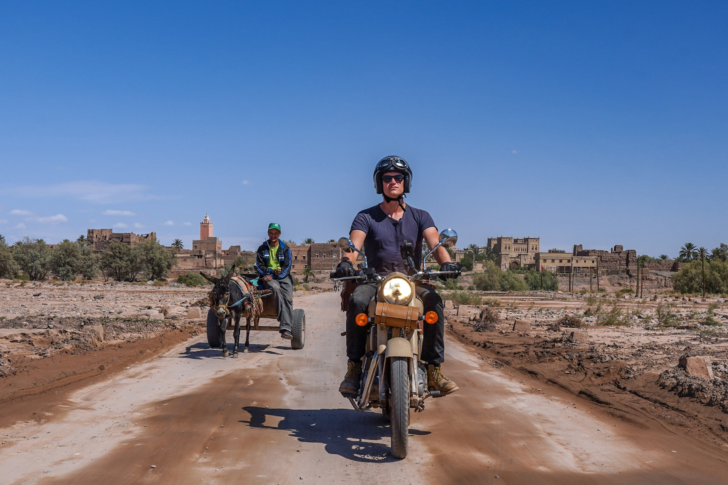 Motorcycle road trip Morocco - The Wonders of the Atlas Mountains