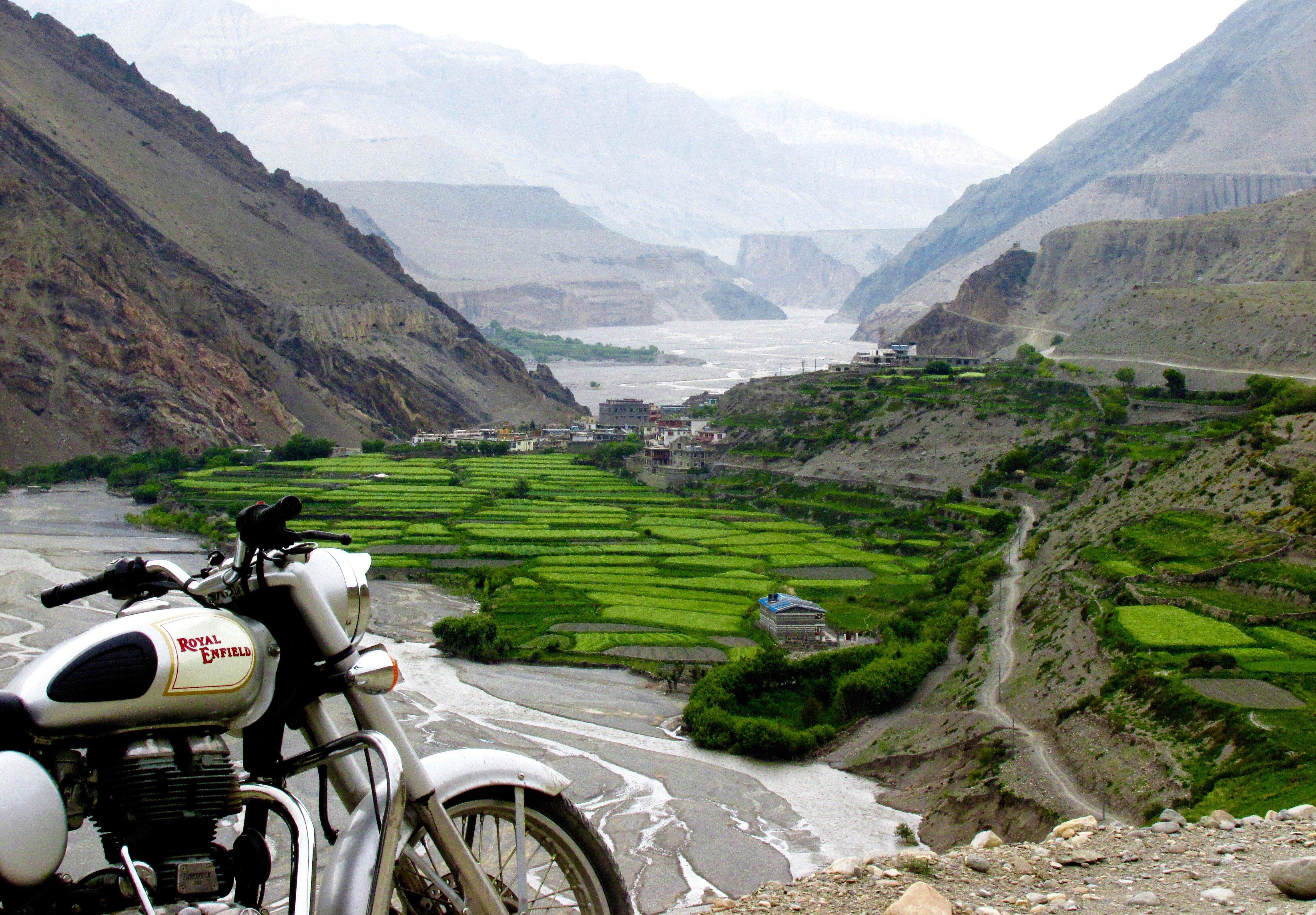 Motorcycle road trip Nepal & Bhutan - Nepal Forever