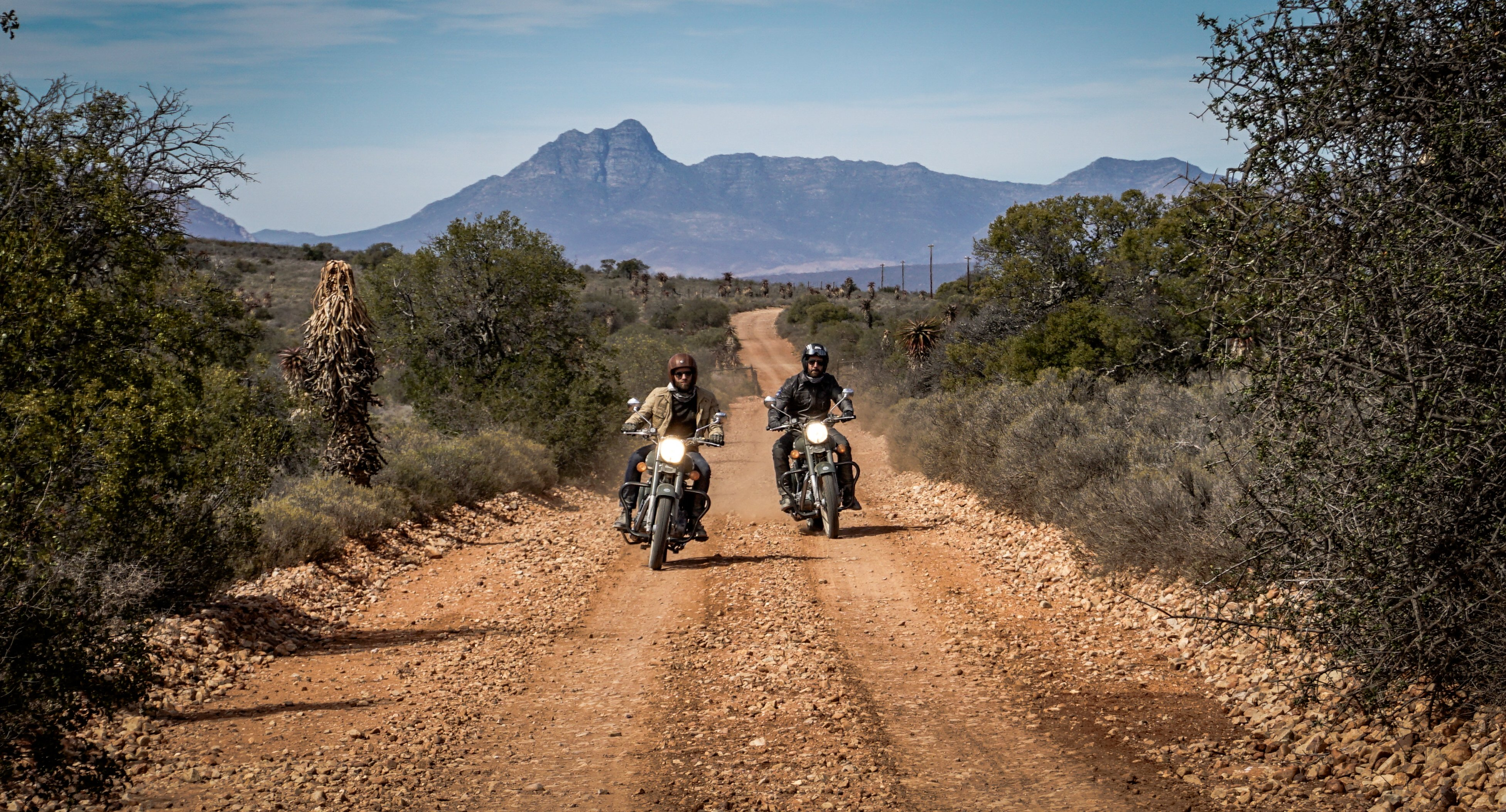 Motorcycle road trip South Africa - South Africa: The Wild Escape