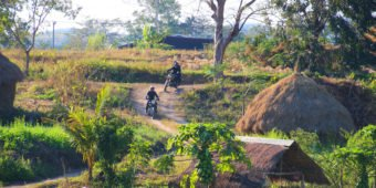 Motorcycle tour - On the Edge of Siam Kingdom
