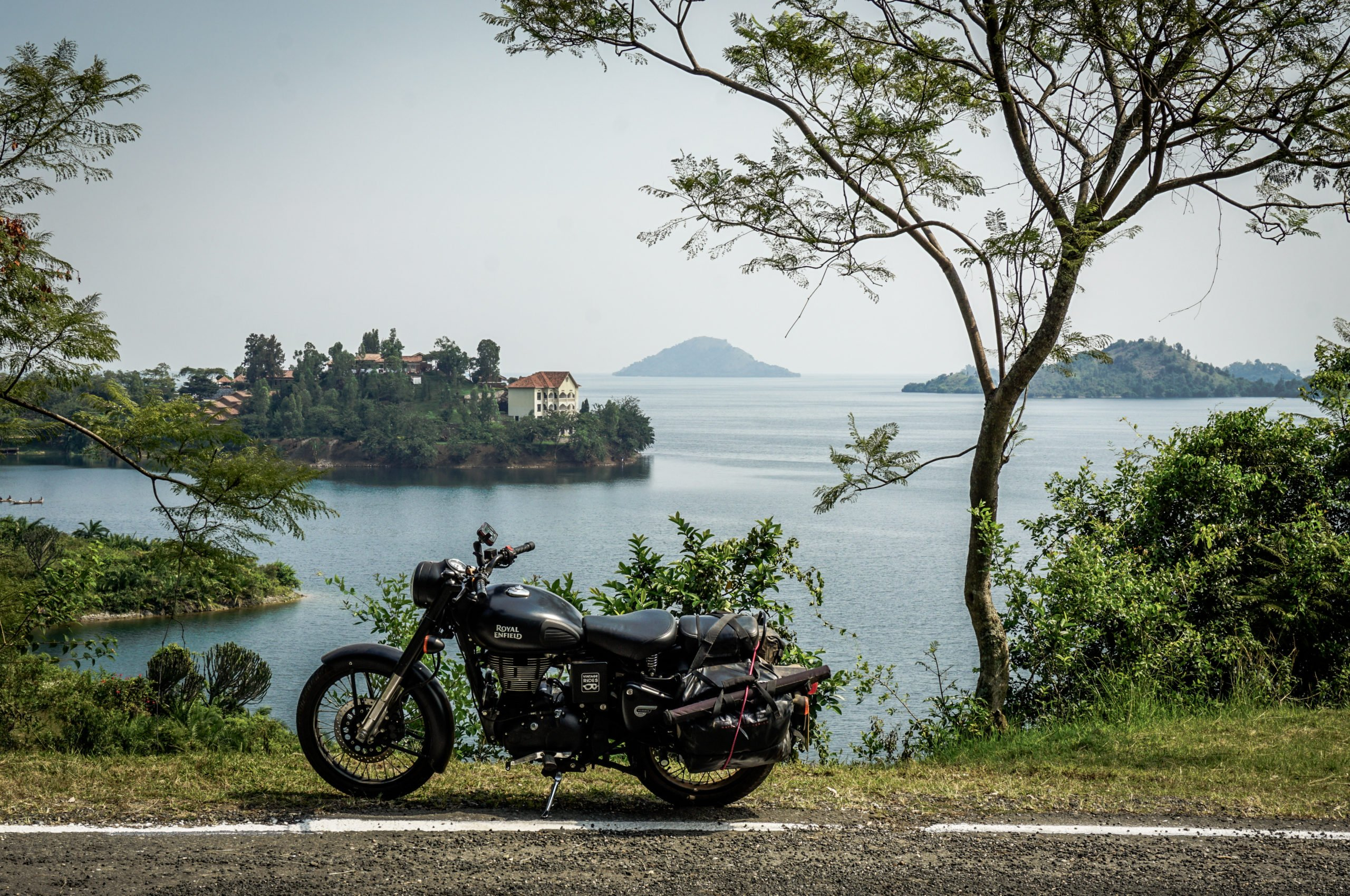 itinerary by motorcycle africa